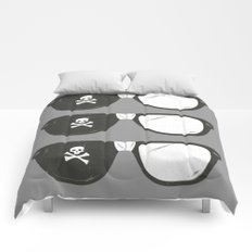 The Smartest Pirate Comforters