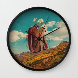 Sometimes I Think You'll Return Wall Clock