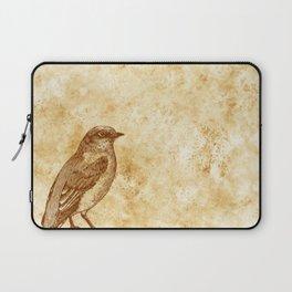 Bird Neck Gator Bird Laptop Sleeve