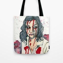 Let the Right One In (Eli) Tote Bag