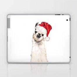 Christmas Llama Laptop & iPad Skin
