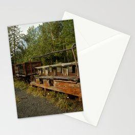 Coal Train Stationery Cards