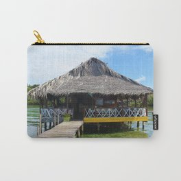 Island Restaurant Carry-All Pouch