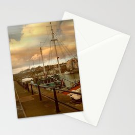 The Harbourside Stationery Cards