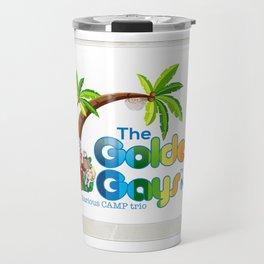 The Golden Gays NYC - More! Travel Mug