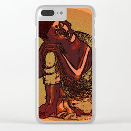 Looking For Buddha 13i Clear iPhone Case