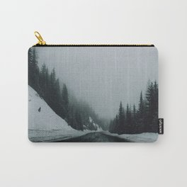 Snowy Lolo Pass Carry-All Pouch