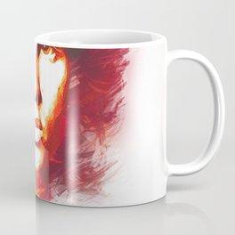 Lizard King. Coffee Mug