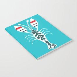 Summertime Lobster Notebook