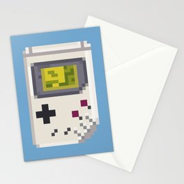 8-BIT Retro Console & Game Stationery Cards