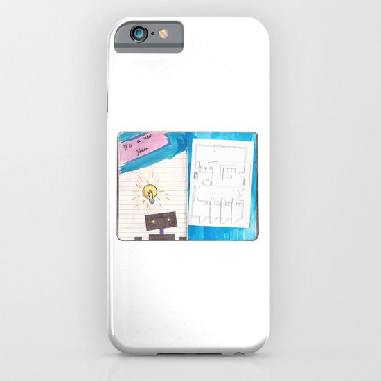 It's a new idea iPhone & iPod Case
