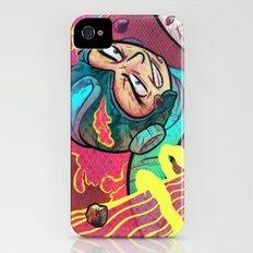 Mega Man Tribute Slim Case iPhone (4, 4s)
