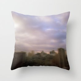 Multiples Throw Pillow