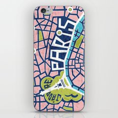 J'adore Paris iPhone & iPod Skin