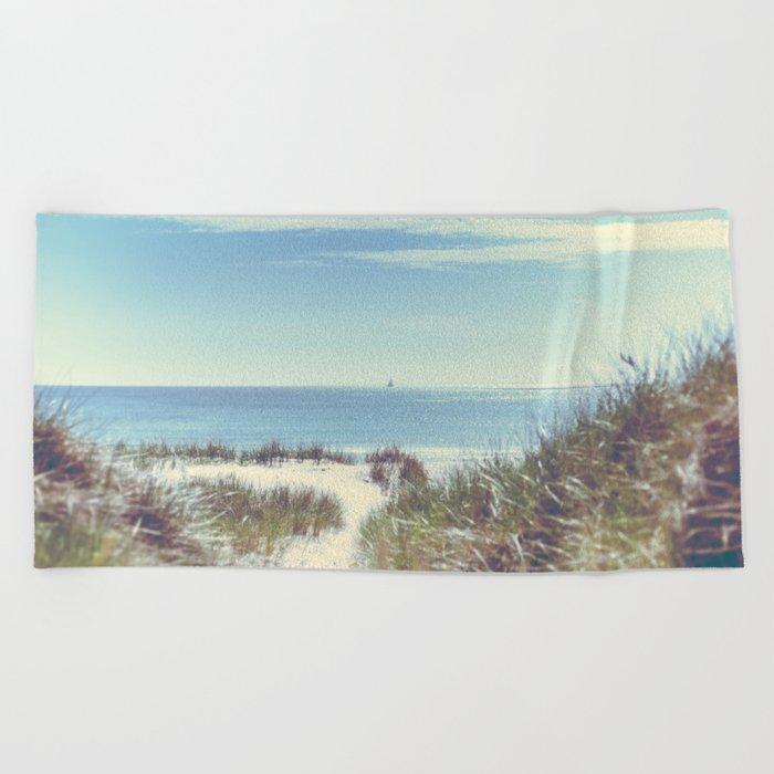 Summer of 69 Beach Towel