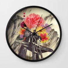 the truest thing we'd ever known Wall Clock