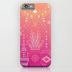 Santa Fe Garden – Pink Sunset Slim Case iPhone 6s
