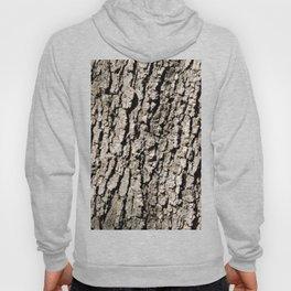 TEXTURES - Valley Oak Tree Bark Hoody