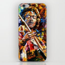 Halo Jimi iPhone Skin