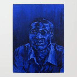 Cobalt Miner Poster