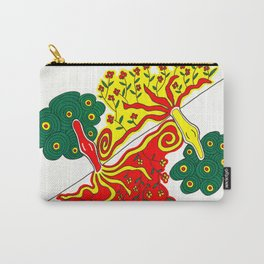Rooted caress Carry-All Pouch