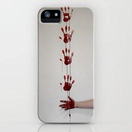Proof iPhone Case