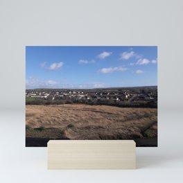 Kidwelly Castle Series - Kidwelly, Wales Mini Art Print