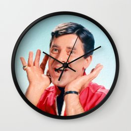 Jerry Lewis Wall Clock