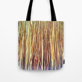 434 - Abstract grass design Tote Bag