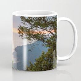 Sunset at the King Range Coffee Mug