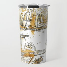 Marina Bay with Coffee Travel Mug