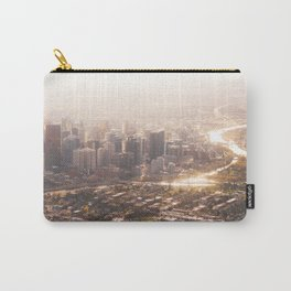 Autumn Cityscape Carry-All Pouch