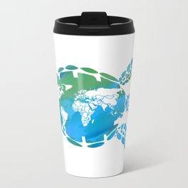 Mother Earth II Metal Travel Mug