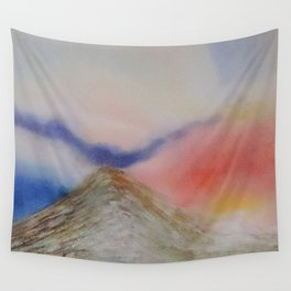 Easter Sunset Wall Tapestry