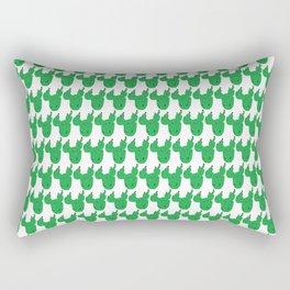 Desert Life Cactus Rectangular Pillow