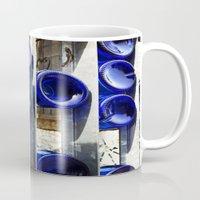 glass Mugs featuring Glass by Blue Lightning Creative