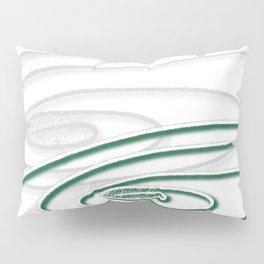Emerald-Green Eye Pillow Sham