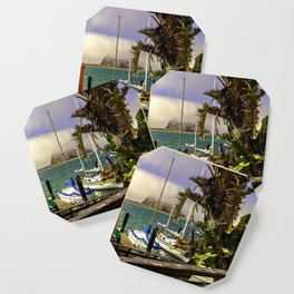 Tropical Morro Bay Coaster