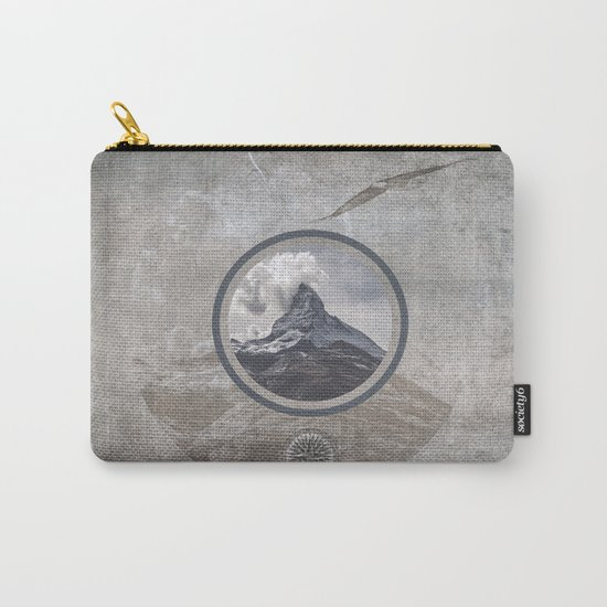 Where eagles fly Carry-All Pouch