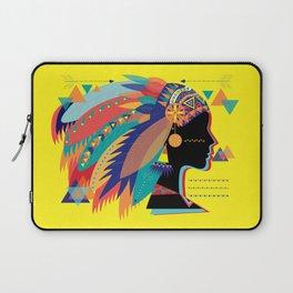 Native Indian Laptop Sleeve