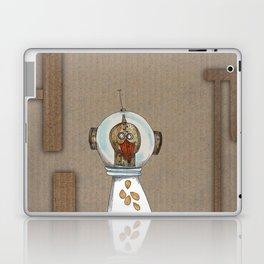 navegadores: viagem no tempo Laptop & iPad Skin