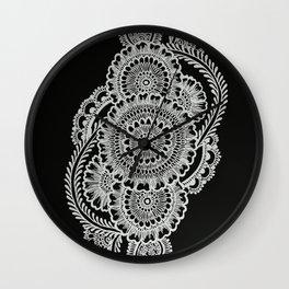 Sneha (Love) #4 Inverted Wall Clock