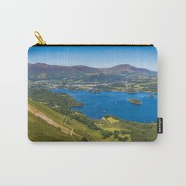 Lake Derwentwater in the English Lake District Carry-All Pouch