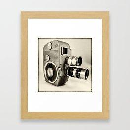 Sankyo Cine  Framed Art Print
