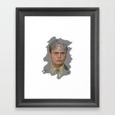 Dwight Schrute, The Office Framed Art Print