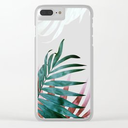 Plant leaves, Foliage, Plants, Botanical Clear iPhone Case