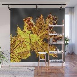 autumn gold Wall Mural