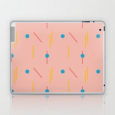 on course (pink) Laptop & iPad Skin