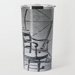 Antique candle making Travel Mug