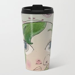 My Lovely Axolotls Travel Mug
